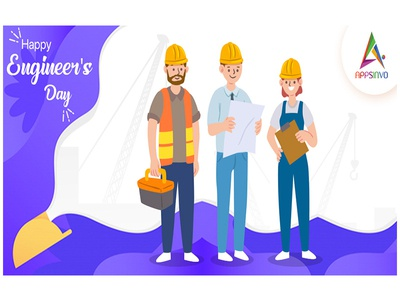 Appsinvo : Happy Engineers Day