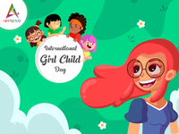 International Day of Girl Child by appsinvo