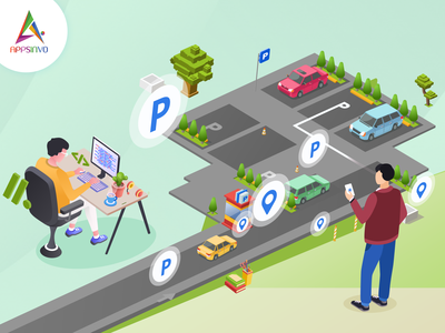 Appsinvo - A Guide How to Build a Parking App for 2020