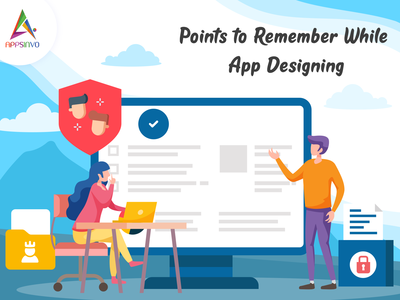 Appsinvo  Points to Remember While App Designing