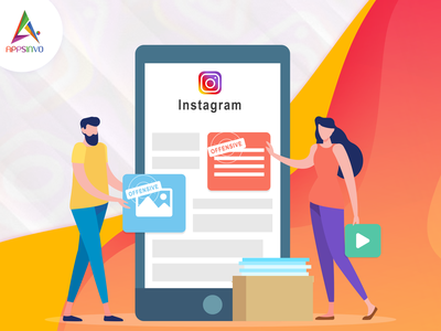 Appsinvo - Instagram AI Warns if There is Offensive Caption