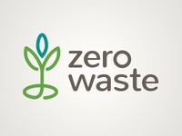 Zero Waste Updated Logo