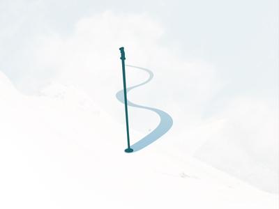 Brantling Mountain Color Logo