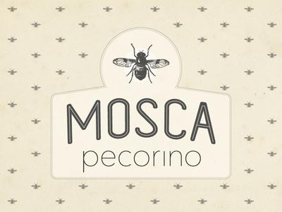 Mosca Pecorino Branding