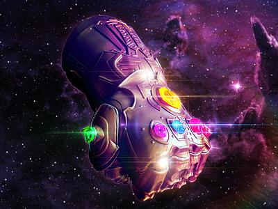 Marvel's Infinity Gauntlet captainamerica captainmarvel thor ironman infinitystones thanos marvel infinity war war infinity avengers