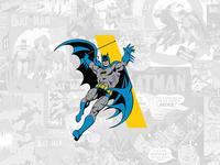 Batman Comic \