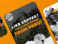 Passport Coffee: Peru
