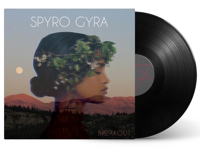 Spyro Gyra Album Cover new york spyro gyra spyro gyra jazz fusion mountain girl simple vintage vinyl breakout jazz westcoast design album cover design album cover album music