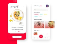Online Food Delivery Mobile App