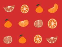 Orange, Great luck