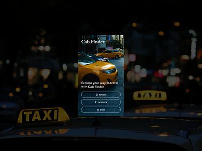App Sign Up Screen UI app design ui