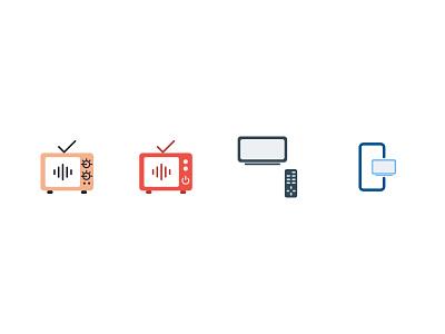 Icons flat web vector minimal eye catching ui design app illustration icon