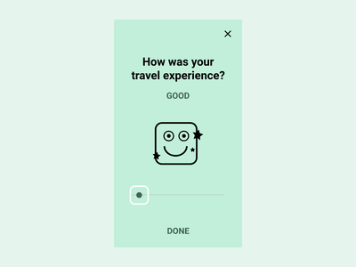 App Feedback minimal ui app icon flat illustration eye catching animation interaction design