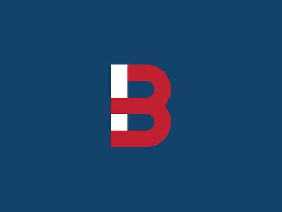 Biden4President 3 flag biden b mark design logo president