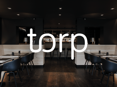 Torp Floors exclusive wood web typography design nordic branding identity