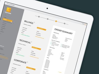A playful digital experience website mobile ui clean grid trust webdesign ssl security copenhagen nordic black