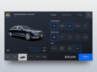 Web customize form UI