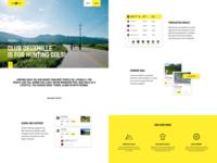 Deux Mille – Homepage