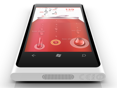 Gamification for Cola App for the Windows