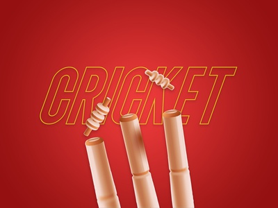 Cricket Poster - Sports & Fitness Month