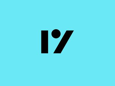 r•y sans sans serif lowercase black blue abstract letter letters logotype typogaphy y r logo