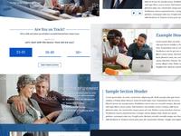 Wealth Management Company Website v3