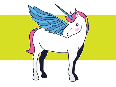 Pegacorn fantasy creature mythical wings illustration horse unicorn pegasus pegacorn