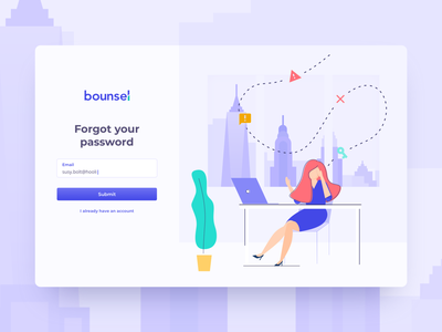 Law Business Platform confused forgot password forgotten app superhero superheroes superwoman design business law website web uiux ux ui colourful platform illustration