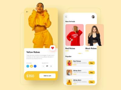 E-commerce for women's clothes women clothing store ux design ux ui design ui shop inspiration ecommerce app design ecommerce app ecommerce design app ui app design app
