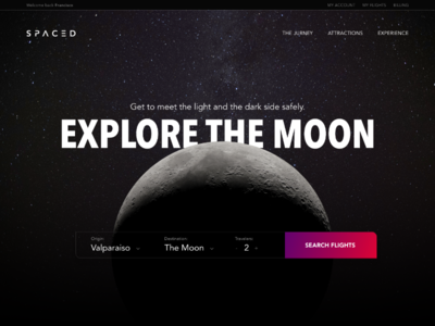 SPACED Challenge Homepage challenge homepage spacedchallenge spaced challenge astronaut spacex contest space moon tech travel futuristic