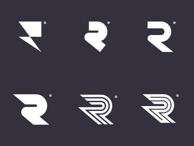 Letter R Logo - Logofolio