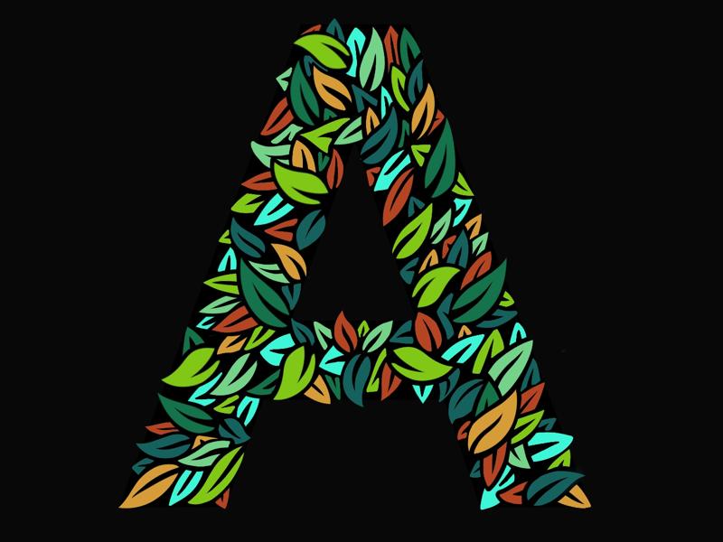 Logo identity (in progress) graphic branding botanical design identity logo