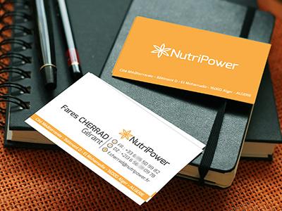 business card carte-de-visite identity graphic-design business-card