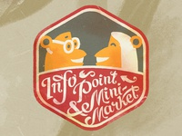 Info Point & Mini-market | Lost Theory Festival
