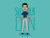Slender Dan