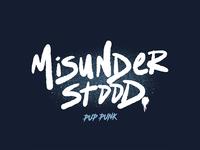 Pup Punk: Misunderstood Tee