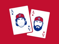Phillies Aces Shirt