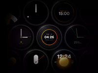 Watch Faces Gallery