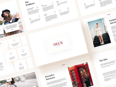 London Deck cards fashion icon icons stylish modern simple clean pitch deck template slides google sheets sheets slide presentation pitch deck design deck design pitch deck pitch