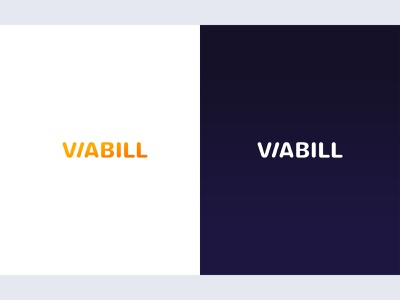 ViaBill   Brand Exploration 02 rebrand visual identity stationary branding concept minimal clean simple typography colors tshirt brand guidelines identity brand identity guide styleguide style logotype logo bradning brand
