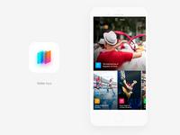 College Social Image Sharing Mobile App
