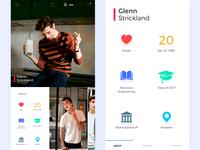 Side App | Profile