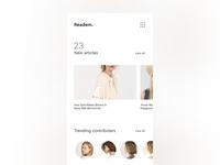 Readem App