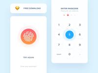 Keypad - SketchApp Freebie