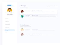 Viabill - Messages