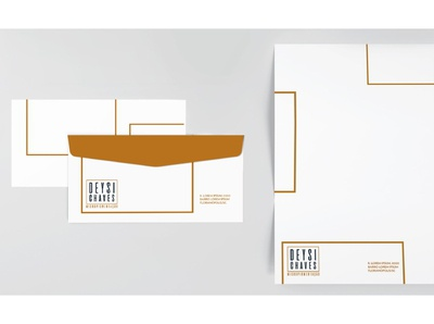 Deysi Chaves Logo & Stationery