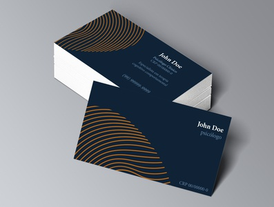 Business Card | Psychologist