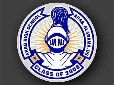 Class Reunion Sticker