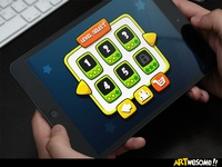 Freebie - Artwesome Mobile Game Level Select
