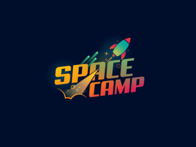 Space Camp event logo